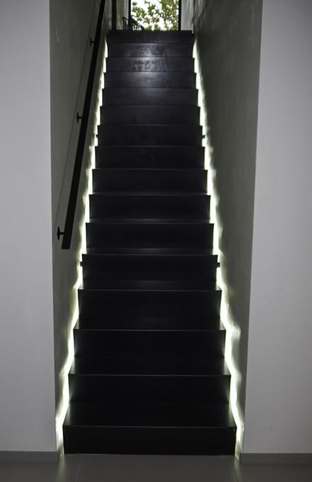 35 best images about metalen trappen on pinterest models wands and blog - Moderne trapmodel ...