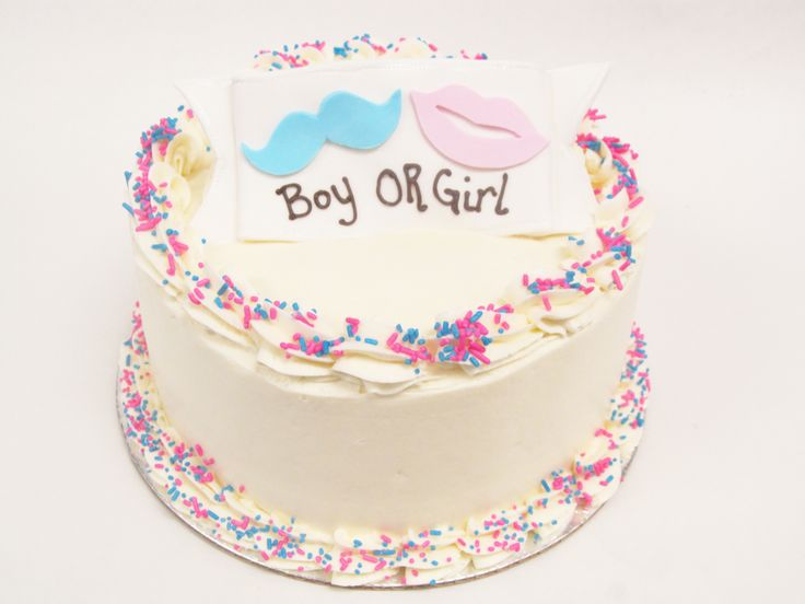 Bel Air Bakery Shower Cakes