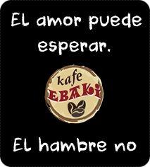 En la vida hay cosas mas importantes que el amor, como la Nutella #FelizMartes #yommy #chaiLatte #capuchino #hotcakes #molletes #chilaquiles #enchiladas #omelette #malteadas #ensaladas #coffee #Caffeine #cdmx #gourmet #chapatas #party #crepas #tizanas #CaféPendiente #SuspendedCoffees Twiitter @KafeEbaki  Instagram kafe_ebaki www.facebook.com/KafeEbaki Pedidos 65482617