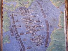 Battle of Lepanto - 1571 Republic of Venice V Ottoman Caliphate