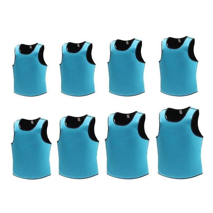 Men Body shaping Hot Neoprene Sweat Absorption Slimming Vest at Banggood