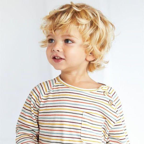 15 Stylish Toddler Boy Haircuts for Little Gents | Boys ...