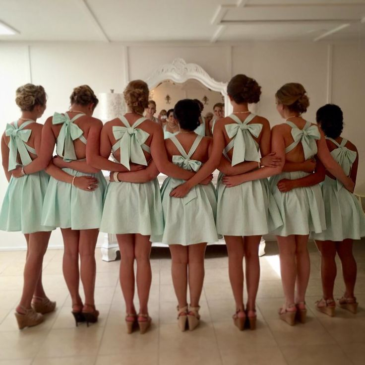 LJ bridesmaids! #laurenjames, I would want these in light pink though