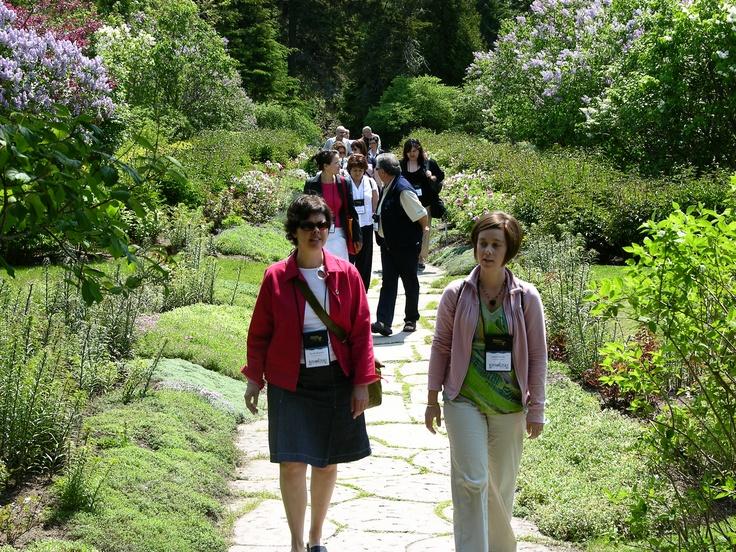 Des magnifiques jardins à 30 minutes de Rimouski Découvrez les Jardins de Métis! www.tourisme-rimouski.org