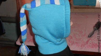 Одежда унисекс ручной работы. Ярмарка Мастеров - ручная работа Шапочки,шарфы детские. Handmade.