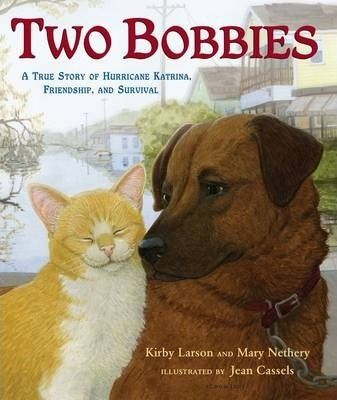 During Hurricane Katrina, evacuating New Orleans residents were forced to leave their pets behind. Bobbi the dog was initially chained to keep her safe, but after her owners failed to return, she had to break free. For months, Bobbi wandered the city's ravaged streets-dragging her chain behind her-followed by her feline companion, Bob Cat. After months of hunger and struggle, the Two Bobbies were finally rescued by a construction worker helping to rebuild the city.