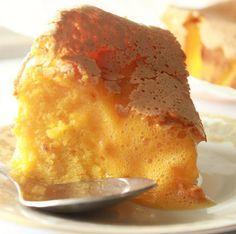 Receita de Pão de ló de Laranja - http://www.receitasja.com/pao-de-lo-de-laranja/