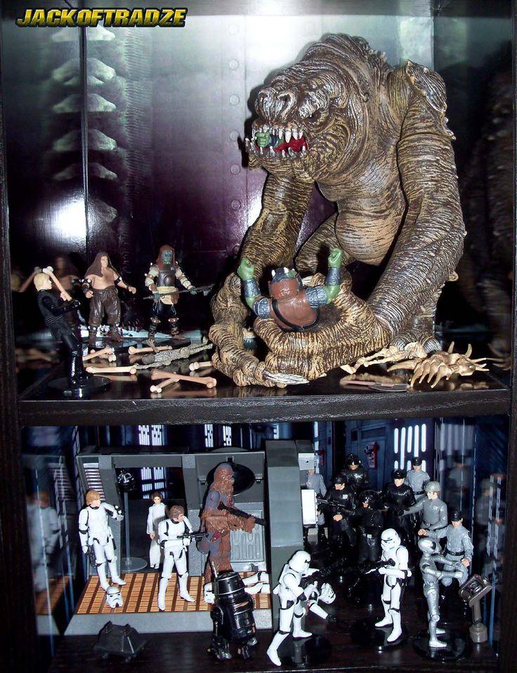 JACKOFTRADZE Custom Star Wars Action Figures: My Star Wars Collection