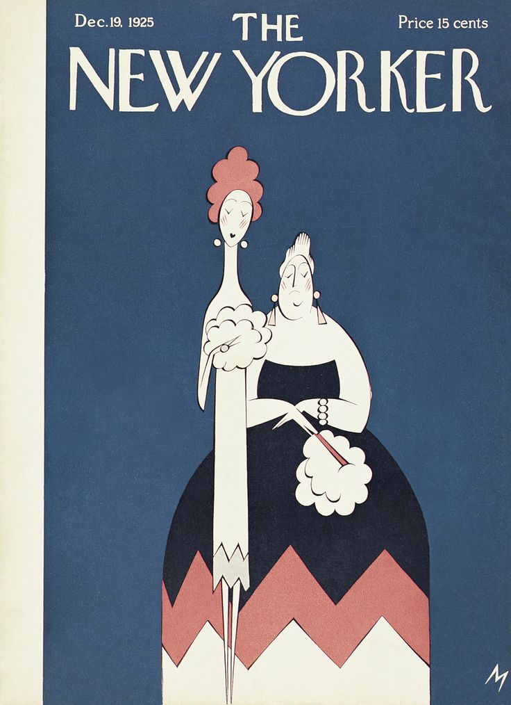 New yorker fashion magazine 74