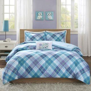 Shop for Mi Zone Blythe Teal Comforter Set. Get free delivery at Overstock.com - Your Online Kids'