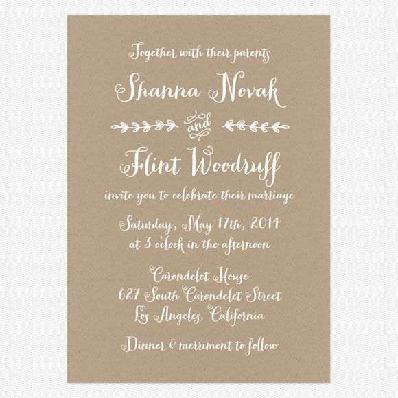 The 25 best casual wedding invitation wording ideas on pinterest wedding invitation wording that wont make you barf stopboris Image collections