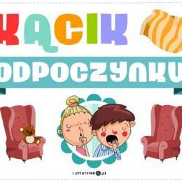 Kącik gier i zabaw - Printoteka.pl