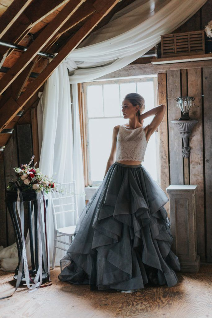 4b22a0530cd Bride in Window Summer Rayne Photo West Coast Weddings Magazine ...