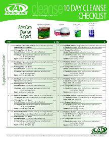advocare 24 day challenge guide pdf