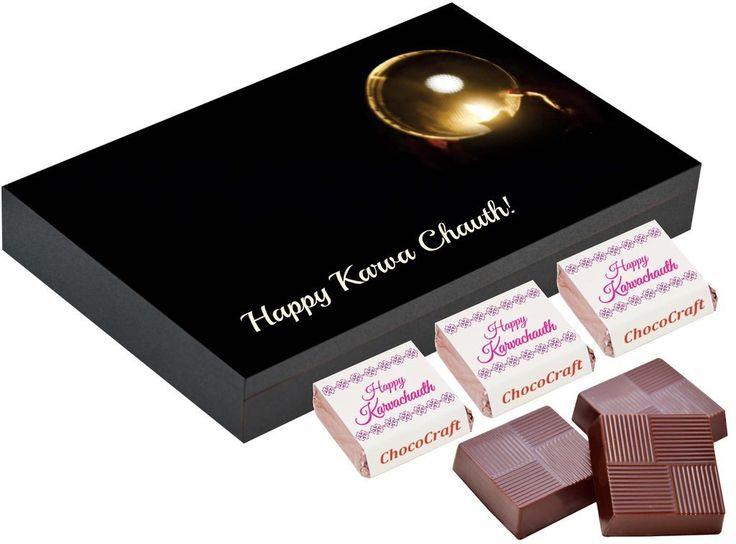 Karvachauth gift   Chocolate box