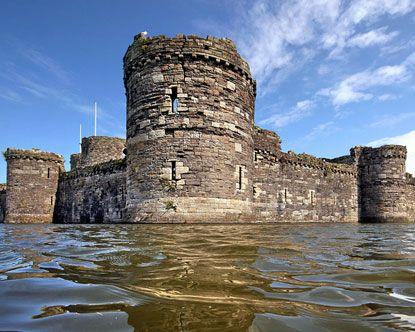 Beaumaris Castle, Wales | 13th Century