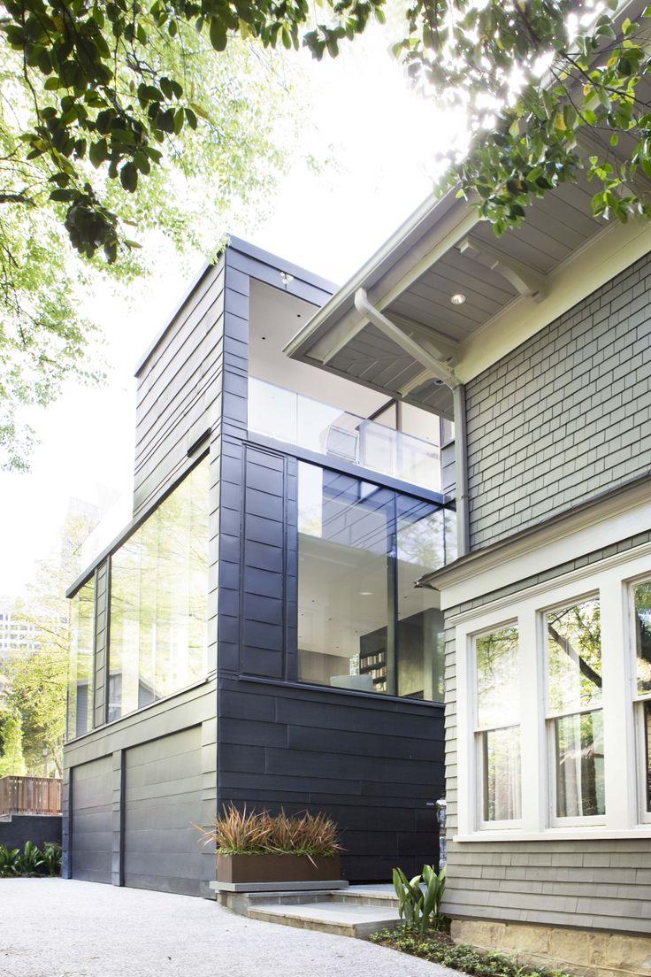 8 best ansley glass house atlanta images on pinterest for Atlanta contemporary homes