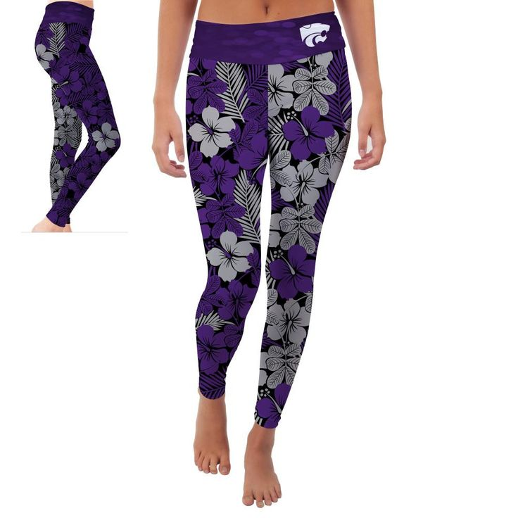 KANSAS STATE UNIV... http://www.757sc.com/products/kansas-state-university-wildcats-womens-yoga-pants-hawaiian-flower-design-m?utm_campaign=social_autopilot&utm_source=pin&utm_medium=pin #nfl #mlb #nba #nhl #ncaaa #757sc