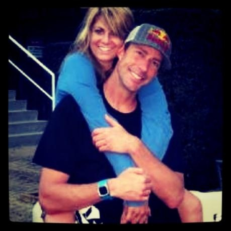 Travis Pastrana and Lyn-z  Adams Hawkins,my favorite extreme sports couple :) They are so cute!