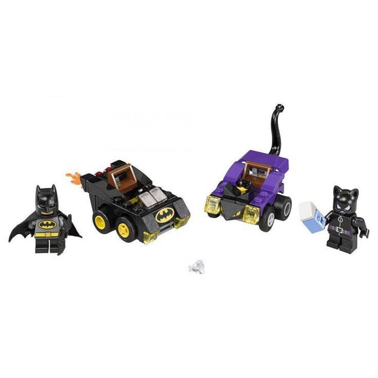 76061 - Batman Vs Catwoman - Mighty Micros - LEGO DC Super Heroes