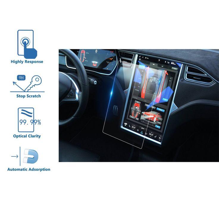 2016 2017 Tesla Model X Display Screen Protector