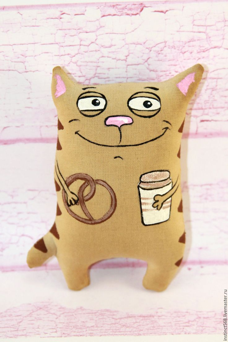 Купить Кофейные Котэ - коричневый, кофейная игрушка, кофейный котик, кофейный, кофе, ароматный подарок