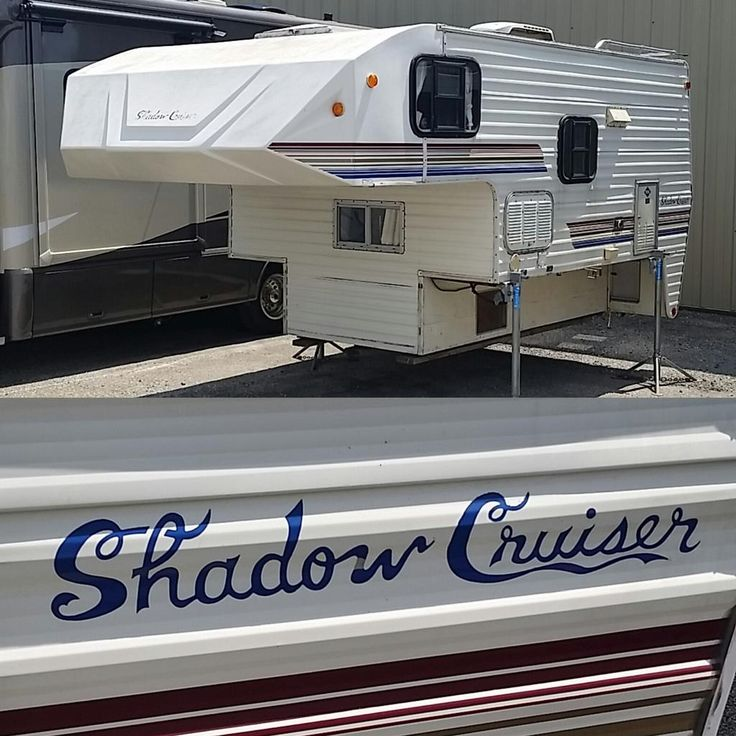 We Got Ourselves Another Truck Camper It S A 1994 Shadow