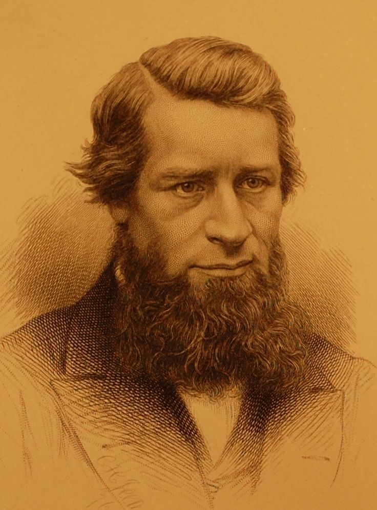 "Today's #beardoftheweek is James Hinton: doctor, philosopher, and admirer of ""the principle of the fluxion"""