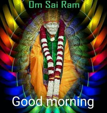 om sai ram good morning image