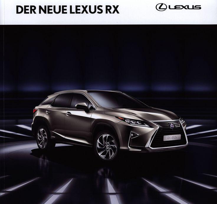 https://flic.kr/p/Qhhgj1 | Lexus RX, Der neue; 2015 sept_1