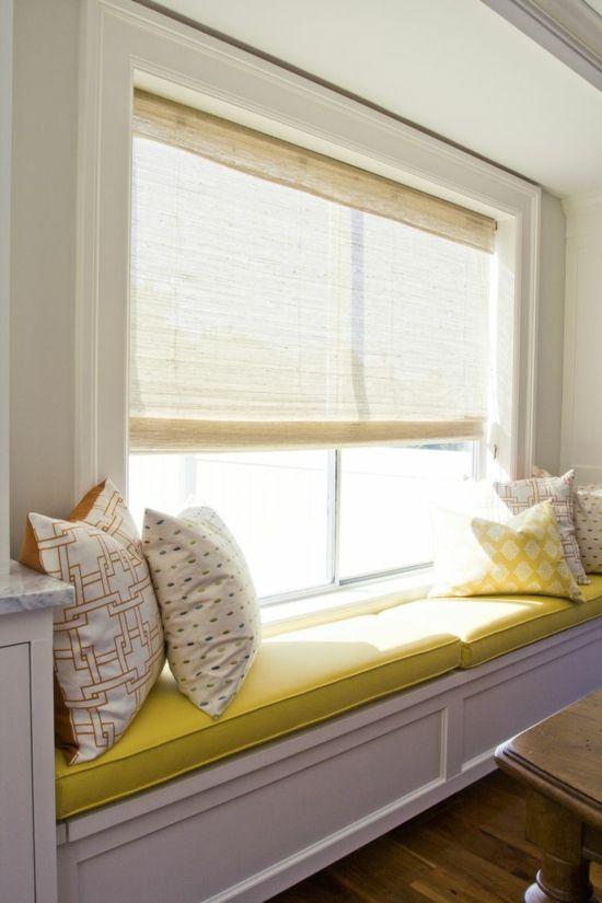 Die besten 25 fensterbank einbauen ideen auf pinterest fensterbank innen einbauen - Fensterbank zum sitzen bauen ...