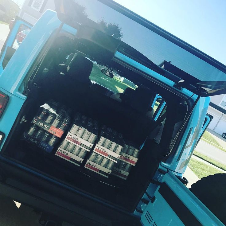 The see me rollin... They wantin some of my Celsius clean energy!  Got the Jeep loaded with 22 cases of Celsius and Celsius HEAT! . . . #kcmofitness #celsiuslivefit #celsiuslife #kcmo #cleanenergy #workoutpartner #boostmotabolism #gym #workout #fitness #bodybootcamp #fitlife #fitfam #fitchick #fitmom #momsthatlift #momswithabs #liftheavy #noexcuses #fitnessmotivation #jeep #jeepwrangler #jeeplife #sahara #itsajeepthing #bossbabe #ladyboss #smallbusinessowner
