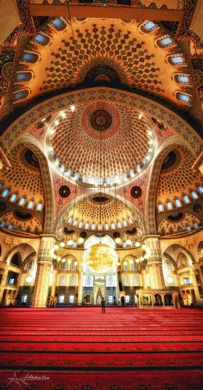 Kocatepe Mosque, Ankara, Turkey, Go To www.likegossip.com to get more Gossip News!