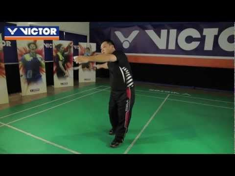 How to serve with forehand serves and also receive serve? | Badminton Videos and News