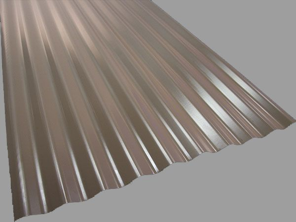 Bridger Steel 2 1 2 X 1 2 Corrugated Metal Siding Panel Corrugated Metal Roof Corrugated Metal Siding Metal Siding
