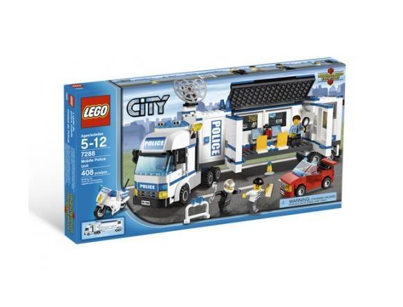 Купить Лего 7288 Выездная полиция (Lego City)
