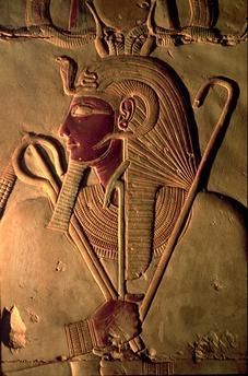 Seti I / Relief / Abydos / C14/13 BC
