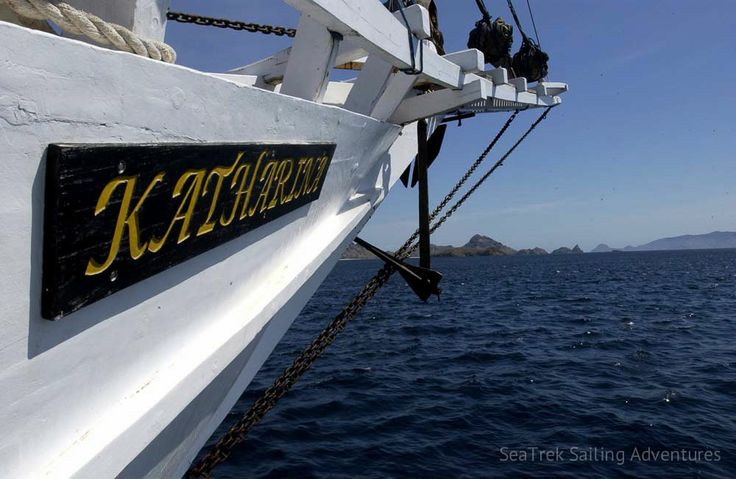 Galleries | SeaTrek Sailing Adventures - seatrek-katharina-phinisi-1