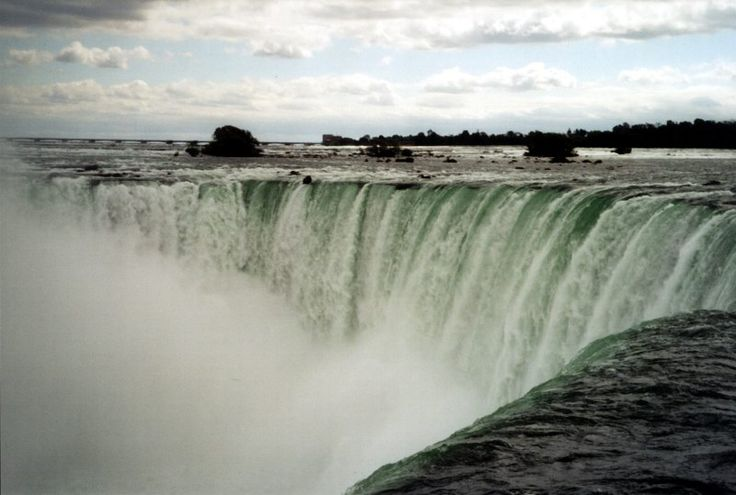 Niagarafälle kanadische Seite - Cascada Niagara - Wikipedia