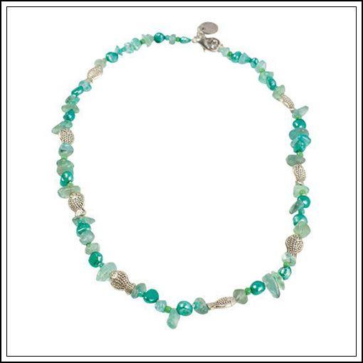 Sött halsband från Pearls for Girls