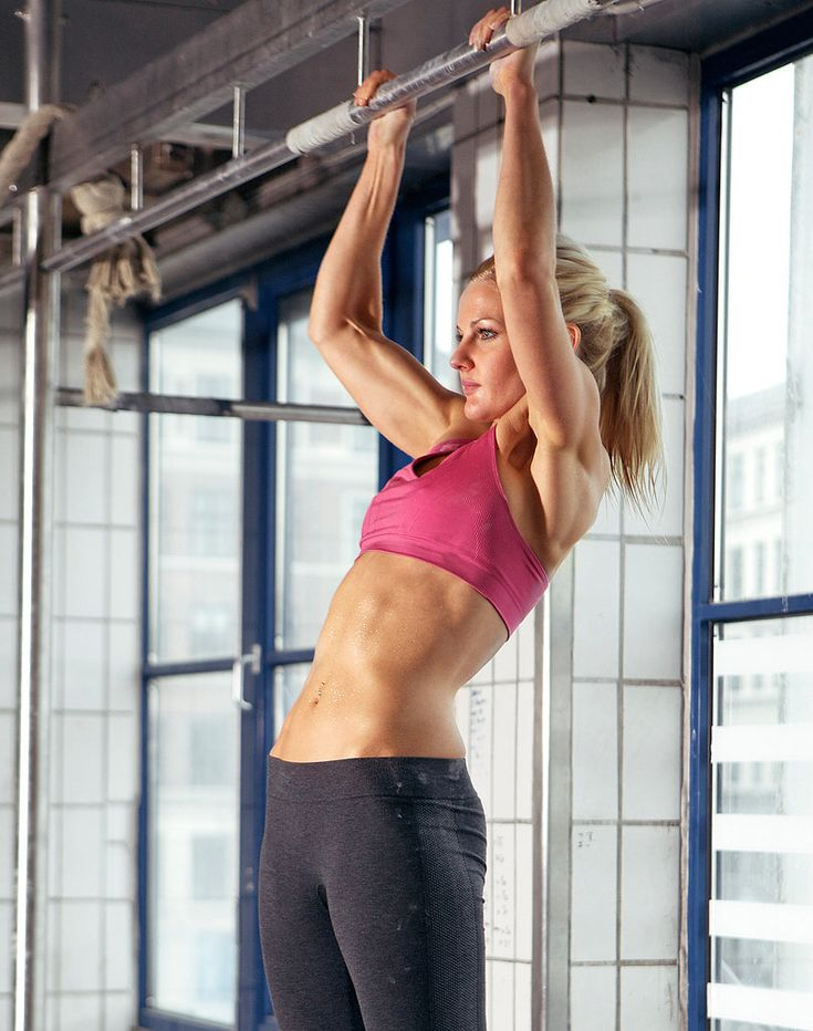 How to Do a Pull-Up | POPSUGAR Fitness