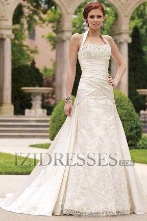 A-Line Brautkleider können leicht Ihren Bauch oder Bauch Unvollkommenheiten verstecken, nur …   – Wedding 5.16.15