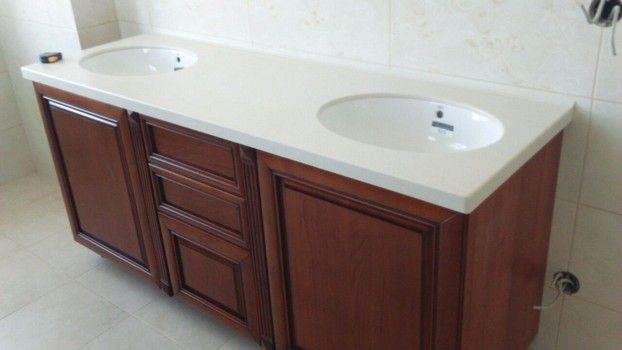 Столешницы для ванной и раковины