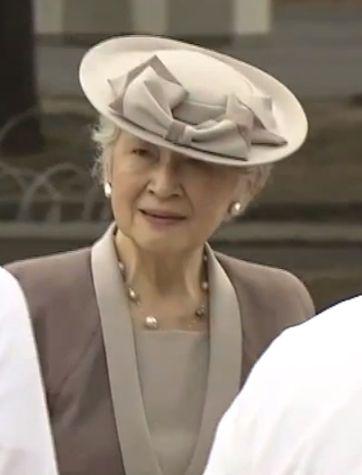 Empress Michiko, June 23, 2013 | The Royal Hats Blog