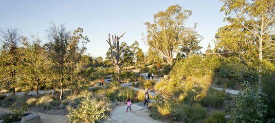 Lizard Log | Sydney Australia | McGregor Coxall « World Landscape Architecture – landscape architecture webzine