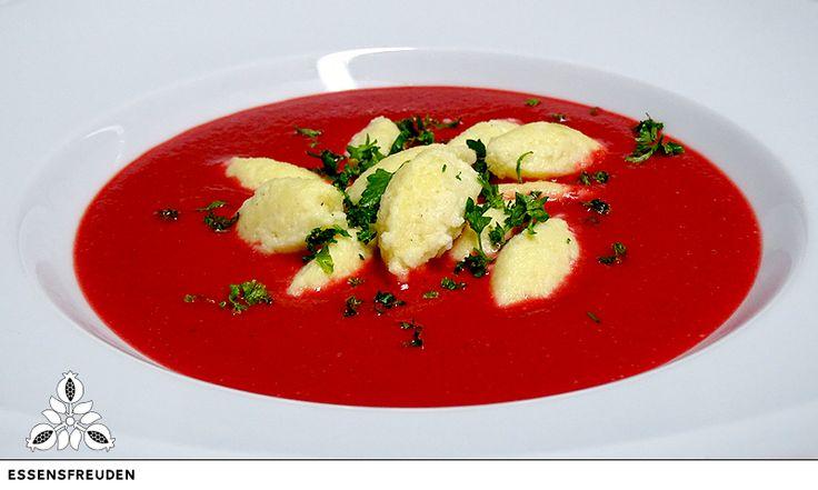ESSENSFREUDEN – Teil zwei unserer Rezeptreihe rund um die Rote Beete! Heute bild…