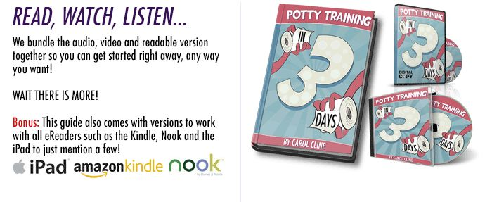 Start Potty Training in 3 Days PDF Free Download. The last thing I want for you is cost to be an issue. I get it, once children enter our lives it is all too easy to see the cash flow quickly leave our pockets. I want you to be able to get your hands on my guaranteed potty training method right now, for free! Start Potty Training 3 Day Method PDF Free Download.