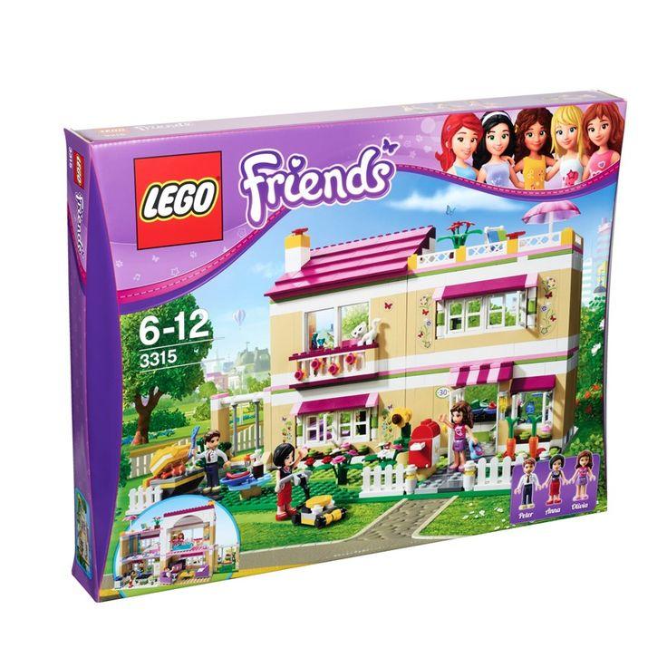 LEGO Friends Olivia's House bday