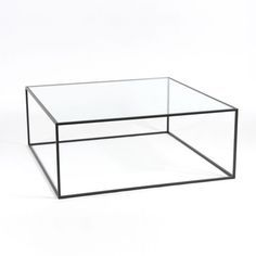 Glass side table | www.bocadolobo.com #interiordesign #decor #moderncoffeetables #moderncentertables