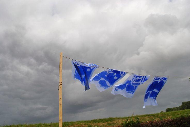 Weer Blauw - Aliki van der Kruijs
